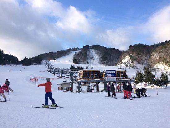 コンディション最高~♪|芸北国際スキー場のクチコミ画像