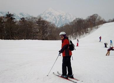 景色抜群!雪もよし|戸隠スキー場のクチコミ画像