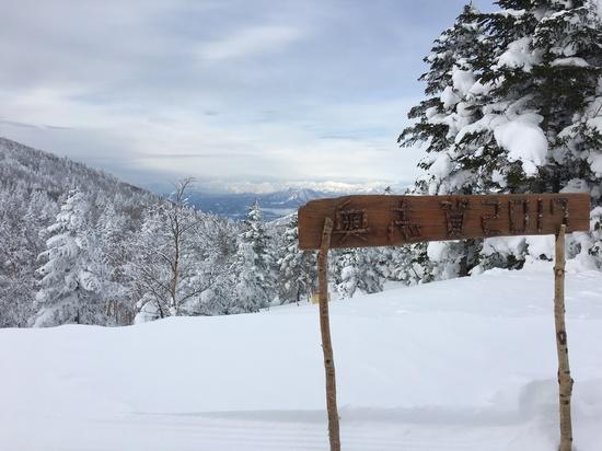 2017年大晦日|奥志賀高原スキー場のクチコミ画像