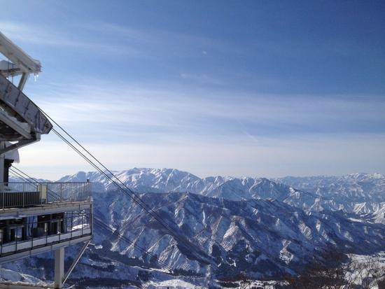 漢のスキー場|六日町八海山スキー場のクチコミ画像
