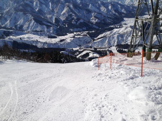 漢のスキー場|六日町八海山スキー場のクチコミ画像2