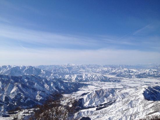 漢のスキー場|六日町八海山スキー場のクチコミ画像3