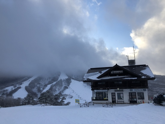 きれいな景色|斑尾高原スキー場のクチコミ画像2