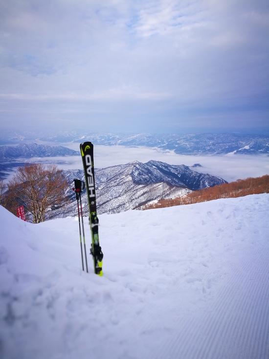 ガリガリ|六日町八海山スキー場のクチコミ画像
