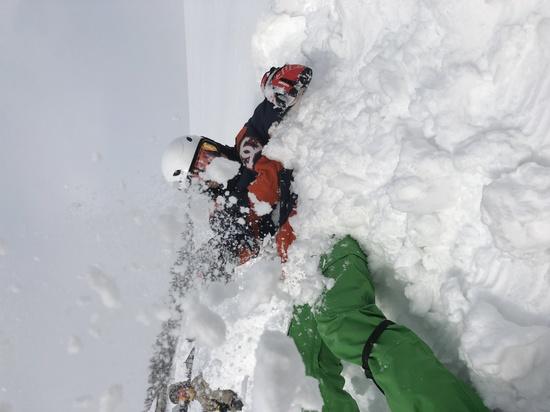 豪雪|赤倉温泉スキー場のクチコミ画像1