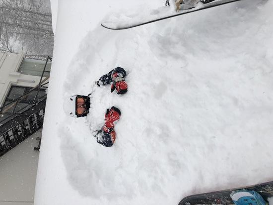 豪雪|赤倉温泉スキー場のクチコミ画像2
