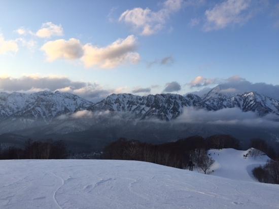 週末は晴れが多いです。|戸隠スキー場のクチコミ画像
