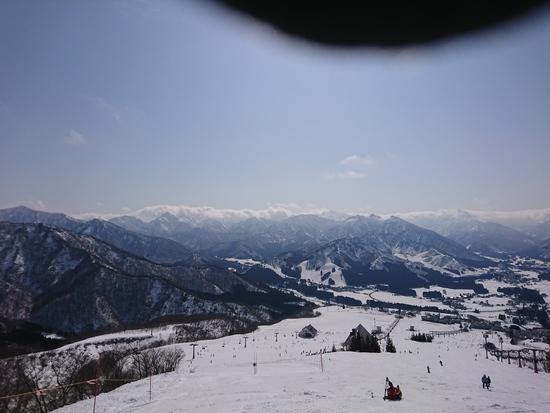 広い山々|岩原スキー場のクチコミ画像