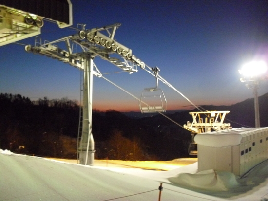 夕張リゾート マウントレースイスキー場のフォトギャラリー6