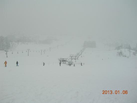 1月6日 六日町スキーリゾート|ムイカスノーリゾートのクチコミ画像