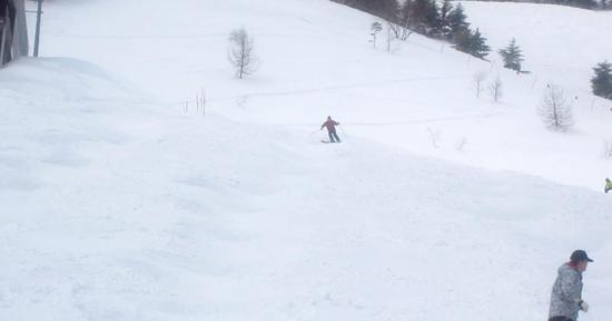 快適です。|苗場スキー場のクチコミ画像