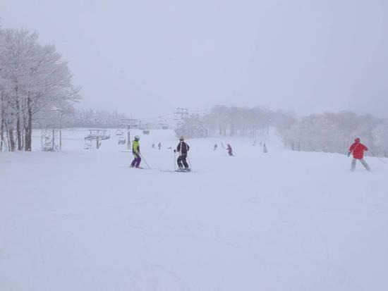 混んでないと最高|スキージャム勝山のクチコミ画像