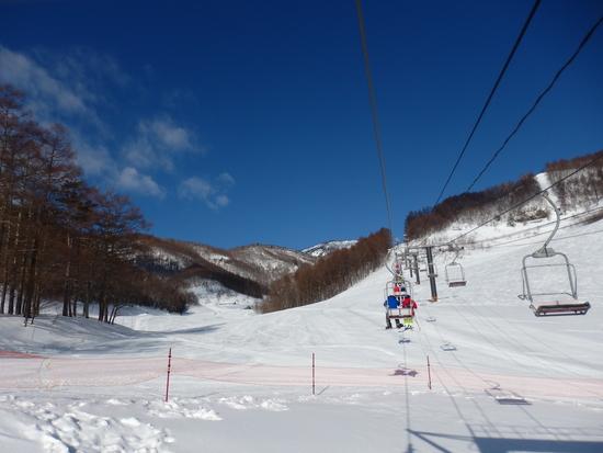 先週の雪でゲレンデ状態が改善されていました|オグナほたかスキー場のクチコミ画像