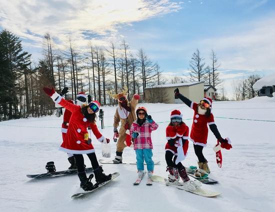 MerryXマス みんなボランティア|グランデコスノーリゾートのクチコミ画像