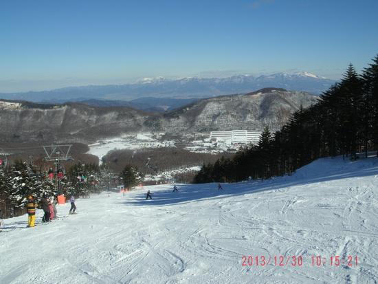 スキーヤー天国|ブランシュたかやまスキーリゾートのクチコミ画像