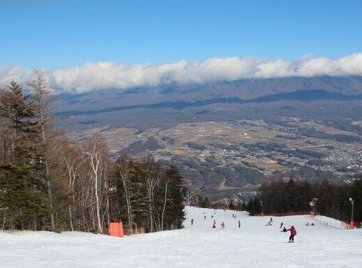 人工雪ありがたや~|富士見パノラマリゾートのクチコミ画像