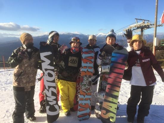 インターチケェ!!|鷲ヶ岳スキー場のクチコミ画像