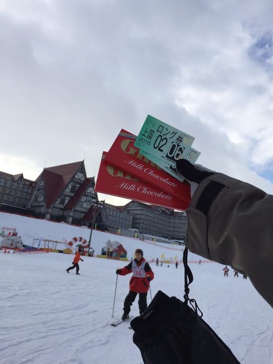 グリーンプラザ上越 上越国際スキー場のクチコミ画像