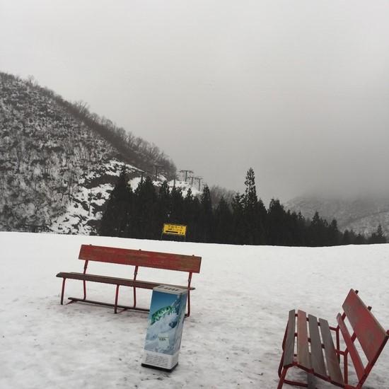 天気に恵まれませんでした。|神立スノーリゾート(旧 神立高原スキー場)のクチコミ画像