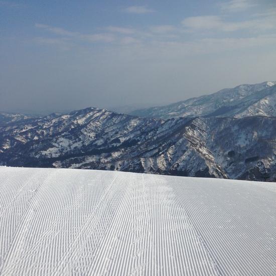 滑りに行きました|シャルマン火打スキー場のクチコミ画像