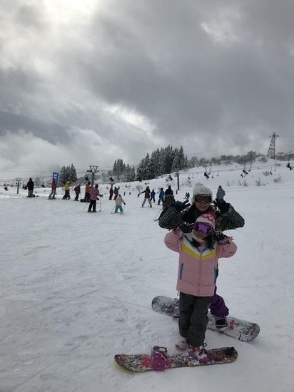 初滑り|ムイカスノーリゾートのクチコミ画像
