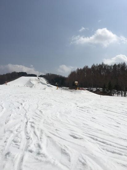 春スキー|ハンターマウンテン塩原のクチコミ画像