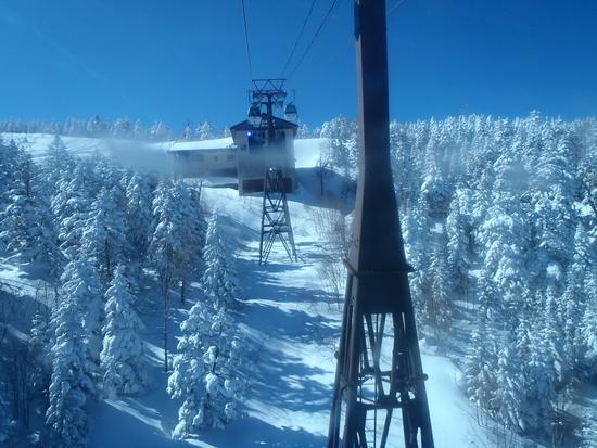 眺めがよい|パルコールつま恋スキーリゾートのクチコミ画像