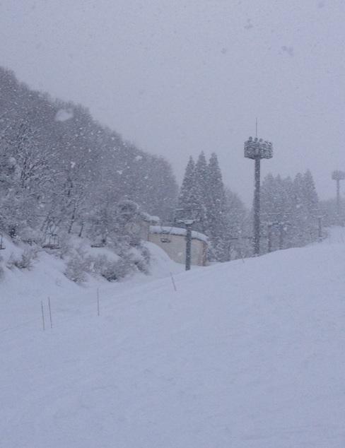天候が残念でした|岩原スキー場のクチコミ画像