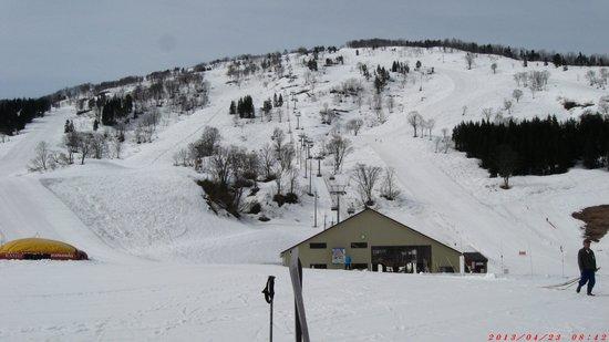 春スキー|シャルマン火打スキー場のクチコミ画像