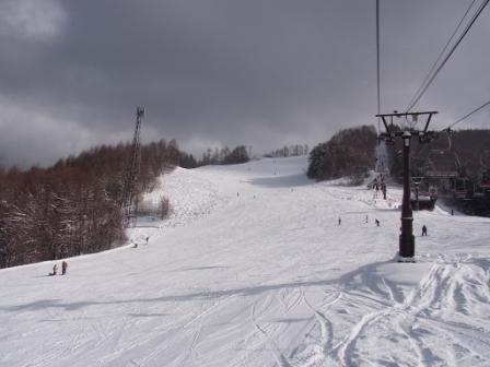 北ア並の雪質です|信州松本 野麦峠スキー場のクチコミ画像