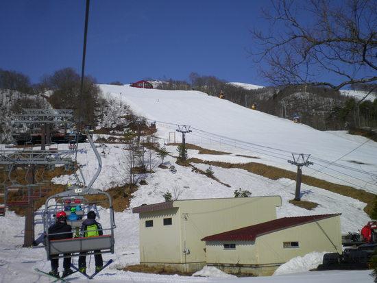 これからが春スキーシーズン|白馬八方尾根スキー場のクチコミ画像