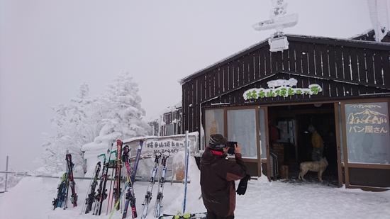 17-18シーズン滑り初め|志賀高原 熊の湯スキー場のクチコミ画像