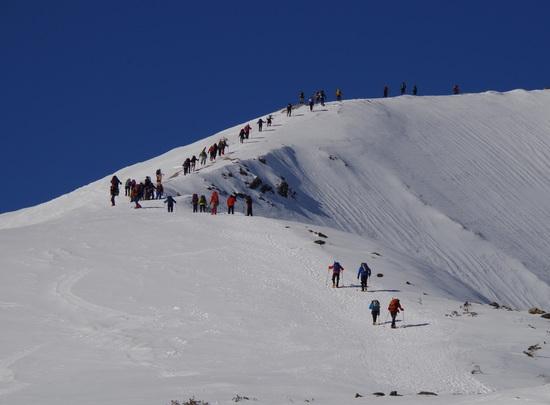 この景色に会いたくて|白馬八方尾根スキー場のクチコミ画像