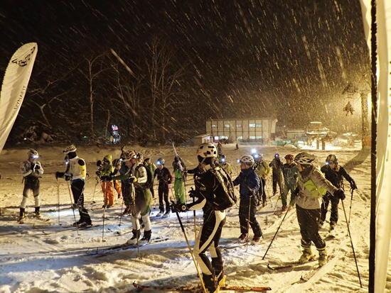 しんどいけど面白い|さっぽろばんけいスキー場のクチコミ画像2