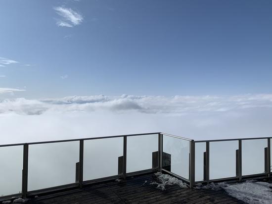 ソラテラス最高!|竜王スキーパークのクチコミ画像
