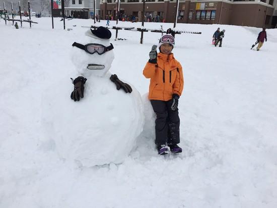 雪だるま|スキージャム勝山のクチコミ画像