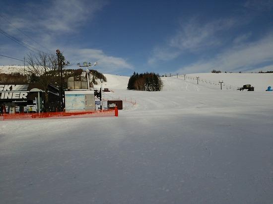 今シーズン初スキー|車山高原SKYPARKスキー場のクチコミ画像1