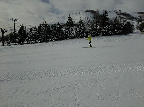 今シーズン初スキー|車山高原SKYPARKスキー場のクチコミ画像2