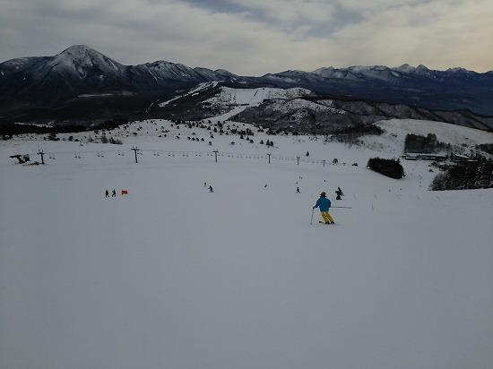 今シーズン初スキー|車山高原SKYPARKスキー場のクチコミ画像3