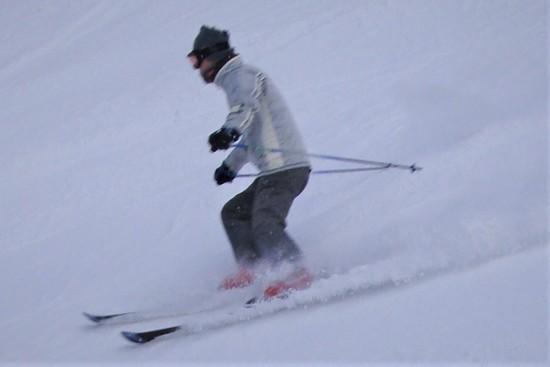 極上バーン|信州松本 野麦峠スキー場のクチコミ画像