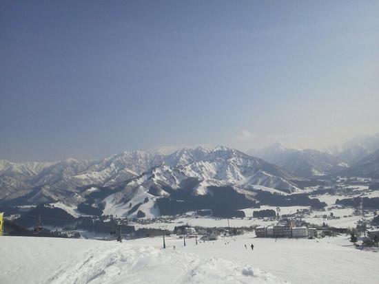 初心者から上級者まで楽しむことが出来るスキー場|岩原スキー場のクチコミ画像