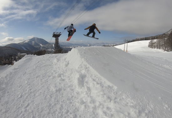 竜王スキーパークのフォトギャラリー6