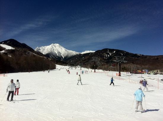 スキー日和|サンメドウズ清里スキー場のクチコミ画像