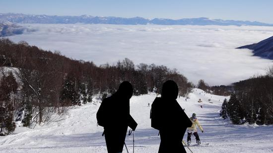 国内屈指の魅力あるロングコース|妙高杉ノ原スキー場のクチコミ画像
