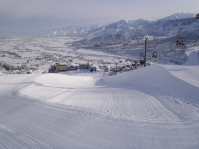 温泉が良かったです。|石打丸山スキー場のクチコミ画像