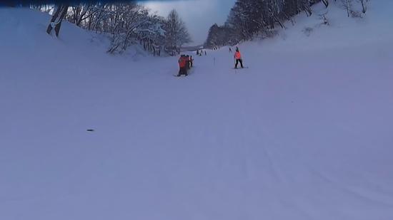 平日はスクール多い|池の平温泉スキー場のクチコミ画像