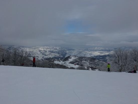 三山繋がる|GALA湯沢スキー場のクチコミ画像