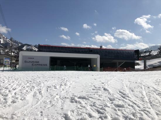 天気が良いと最高に綺麗な景色が見えます。|石打丸山スキー場のクチコミ画像