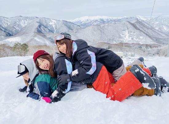 雪だるま作ろう♪|水上高原・奥利根温泉 藤原スキー場のクチコミ画像2