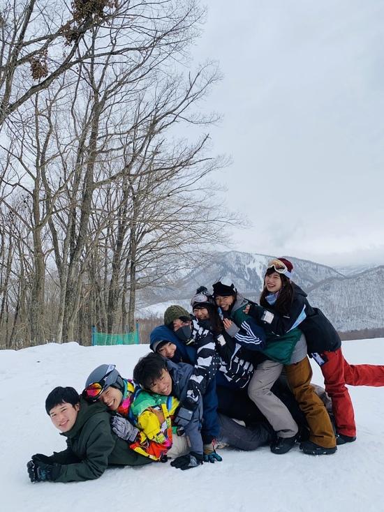雪だるま作ろう♪|水上高原・奥利根温泉 藤原スキー場のクチコミ画像3